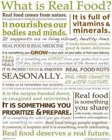 Healthy Nutritional Food